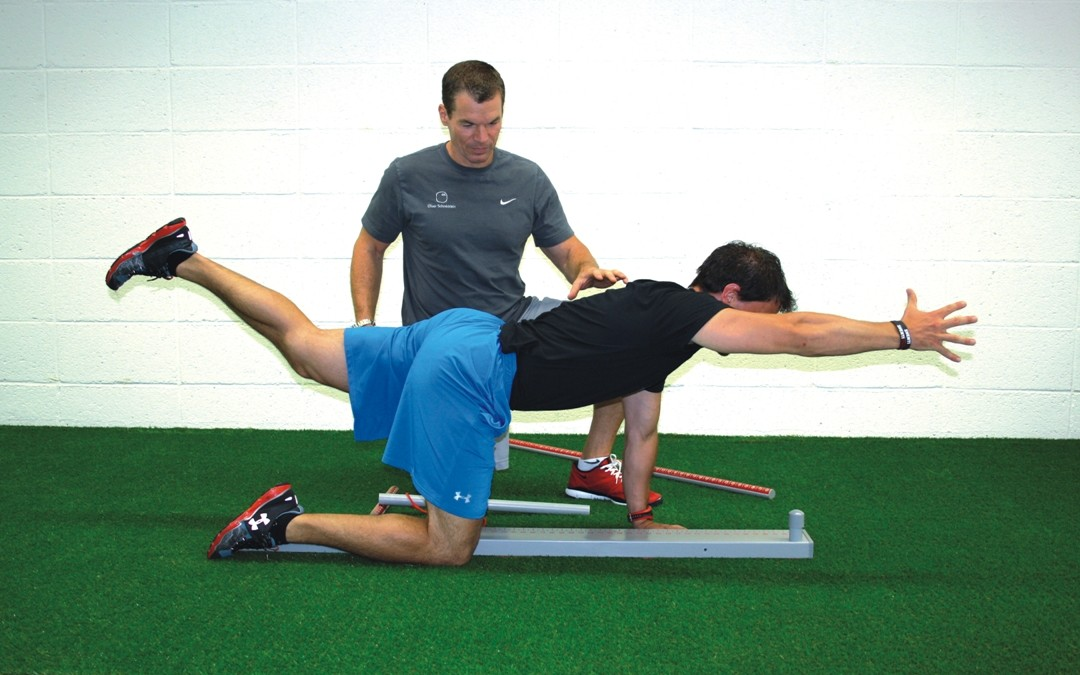 A TPI Physical Movement Screen…A Must For Proper Golf Exercise Programming