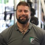 Brent Parkhill owner of Flexx Fitness PT